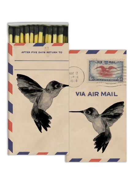 HomArt Air Mail HomArt Matches - Set of 3 Boxes