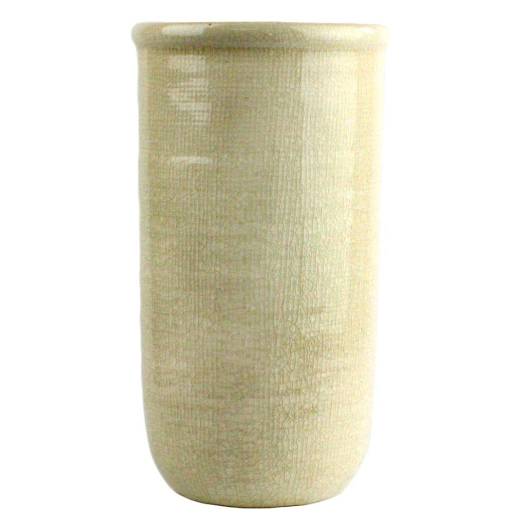 HomArt Ting Vase - Sm White