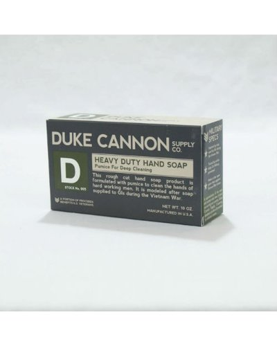 Duke Cannon Heavy Duty Pumice Hand Soap
