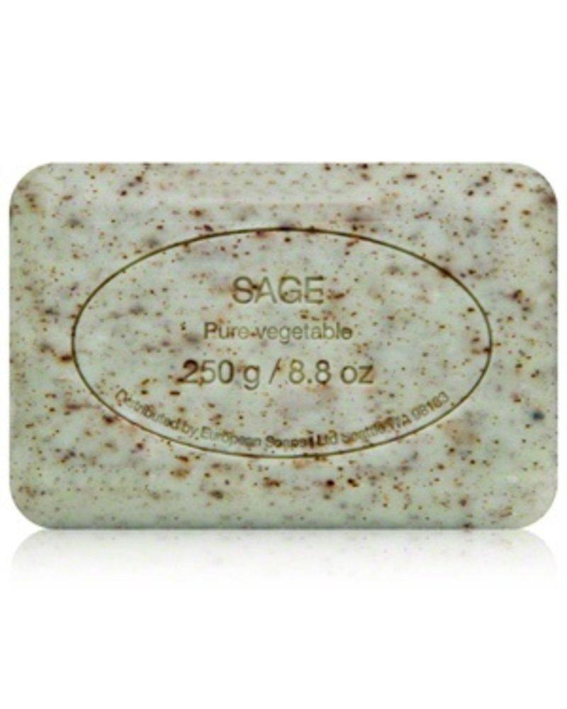 European Soaps Sage 250g Soap