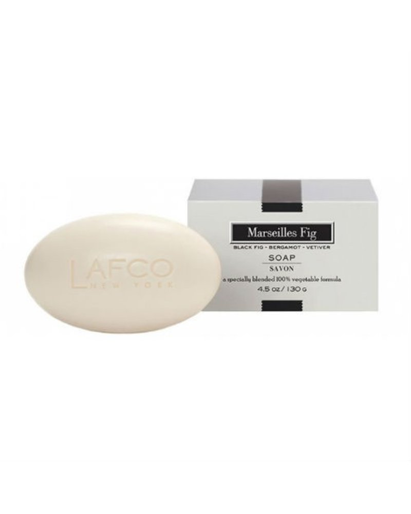 Marseilles Fig 4.5oz Lafco Single Soap