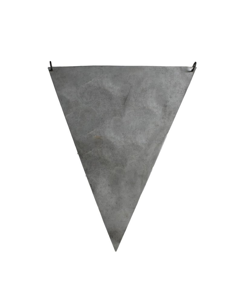 HomArt Individual Zinc Banner Flag