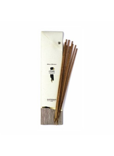 Esteban Cedre Bamboo Stick Incense
