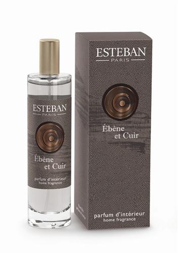 Esteban Ebene Et Cuir Room Spray