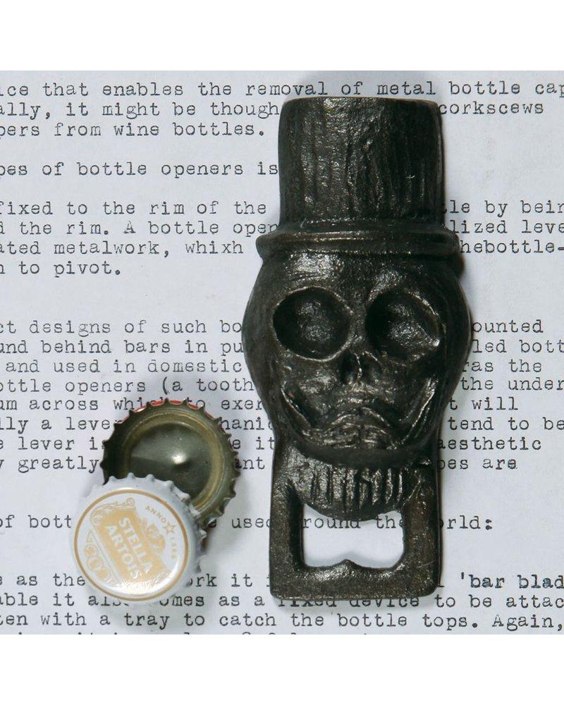 HomArt Jose Skull HomArt Cast Iron Bottle Opener