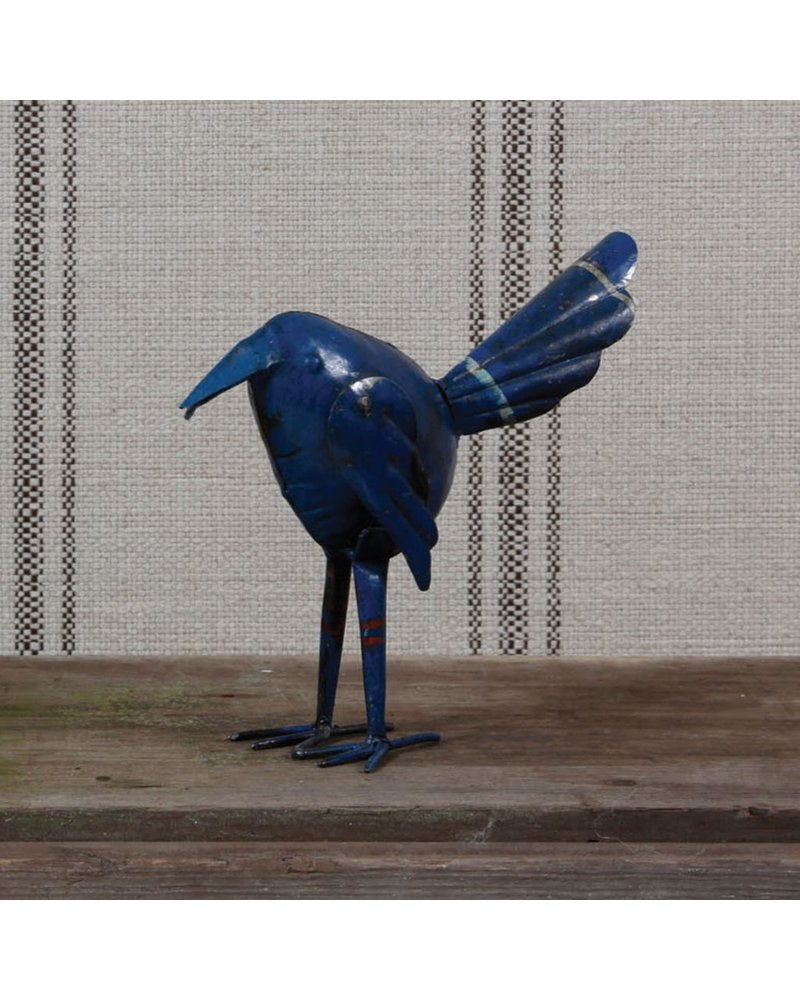 HomArt Reclaimed Metal Bird