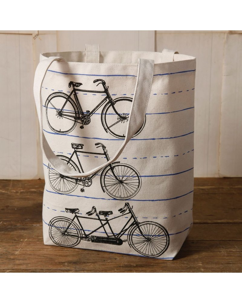 HomArt Canvas Tote - Bicycle
