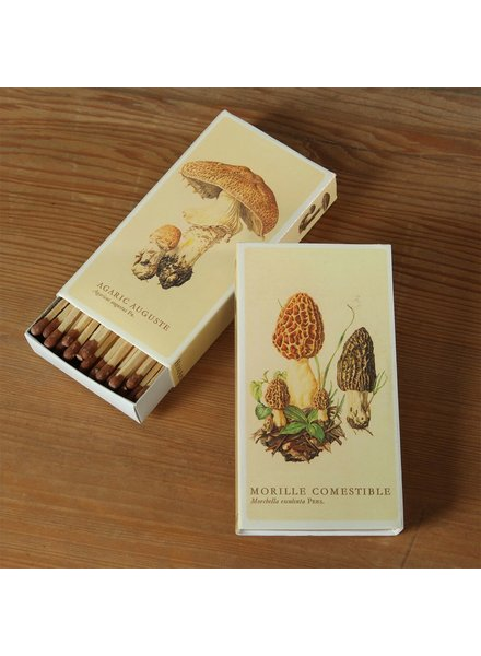 HomArt Mushrooms HomArt Gardening Matches - Set of 3 Boxes