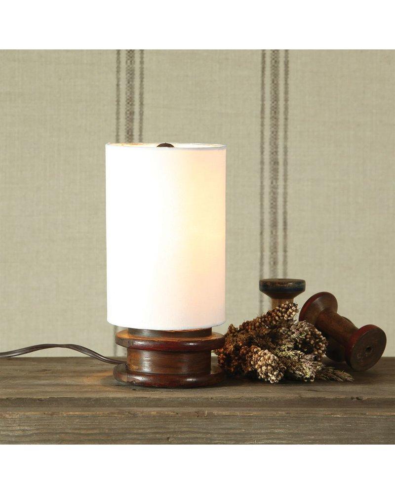 HomArt Piper Flat Spool Lamp