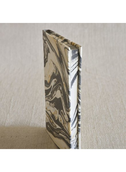 HomArt Marbleized Paper Journal-Grey
