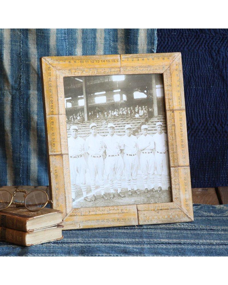 HomArt Wood Ruler Photo Frame 8x10