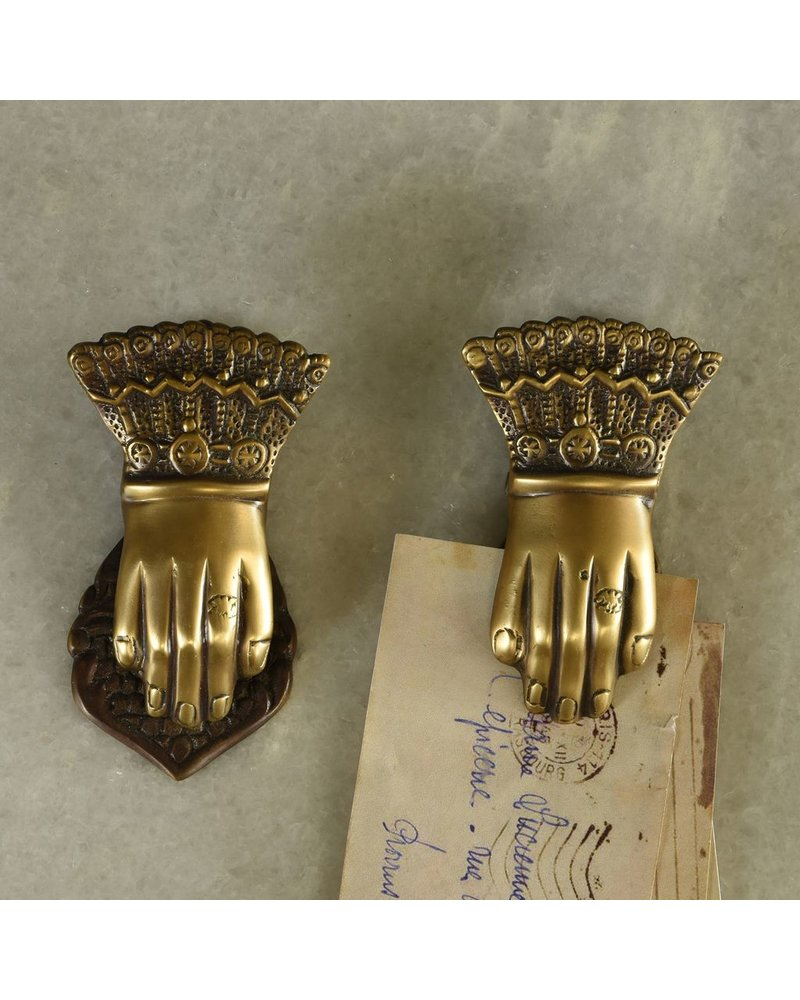 HomArt Brass Hand Clip - Med