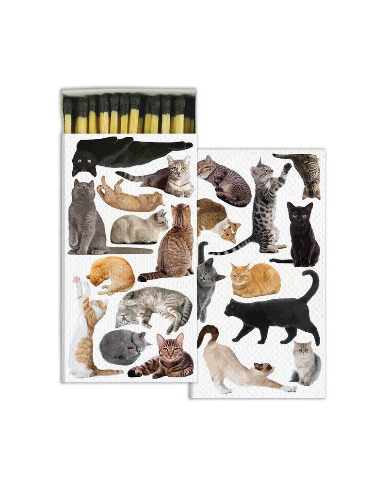 HomArt Cat Pack HomArt Matches - Set of 3 Boxes