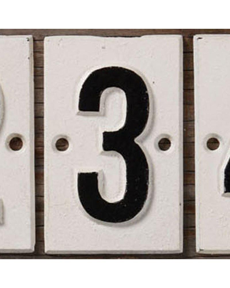 HomArt Cast Iron Sign - 3