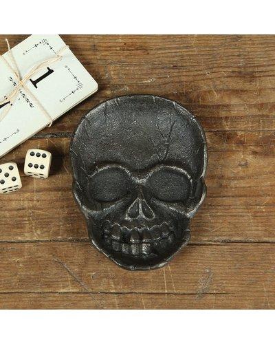 HomArt Skull Cast Iron Dish - Natural