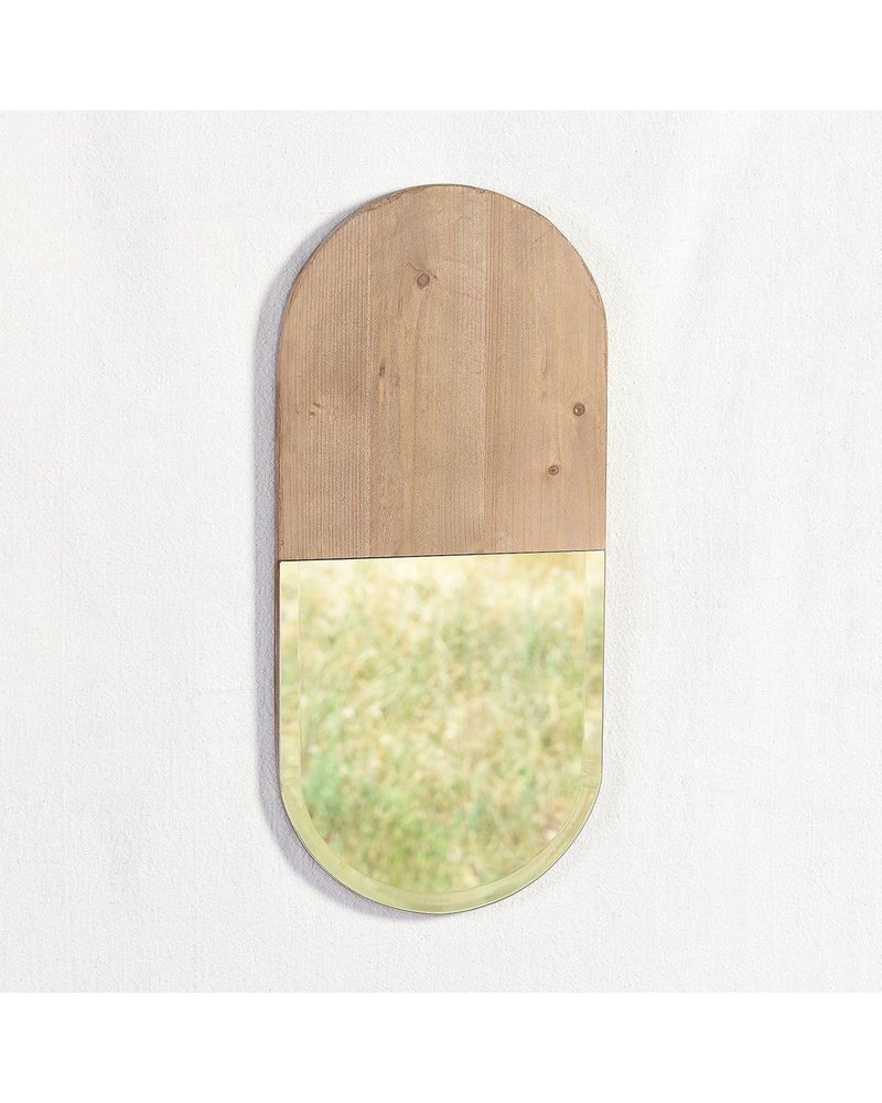 HomArt Cleave Wall Mirror - Capsule