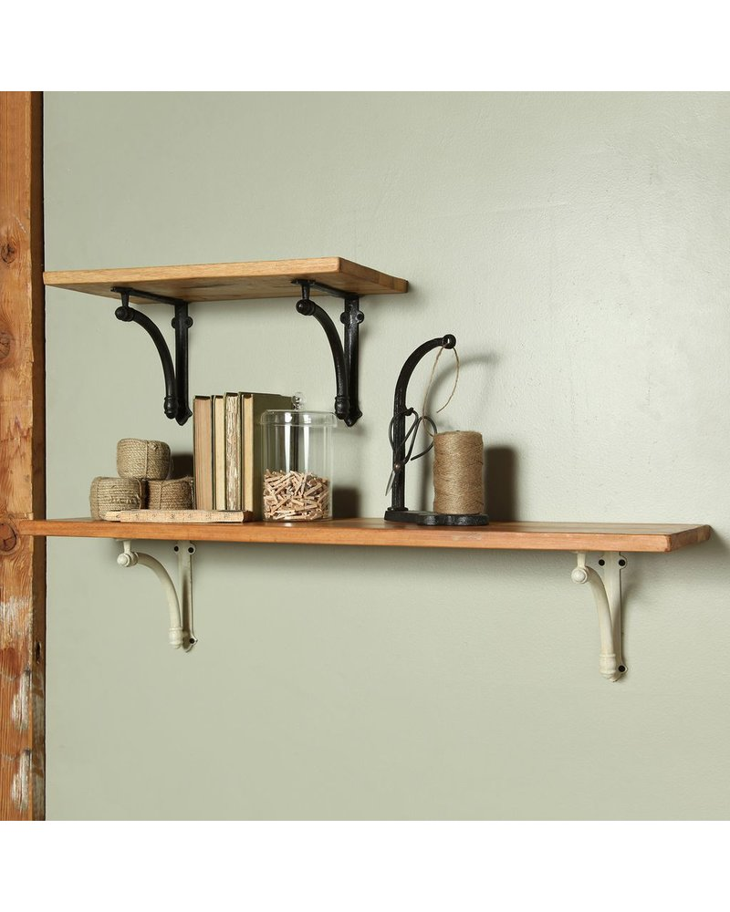HomArt Williamsburg Iron Bracket - Antique Black