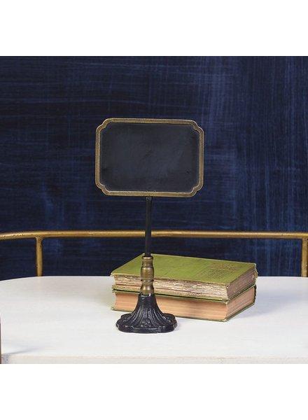 HomArt Carrel Chalkboard Stand - Rectangle