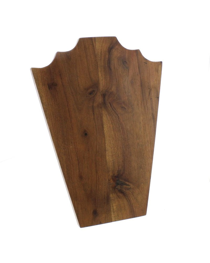 HomArt Venda Wood Necklace Stand - Tall