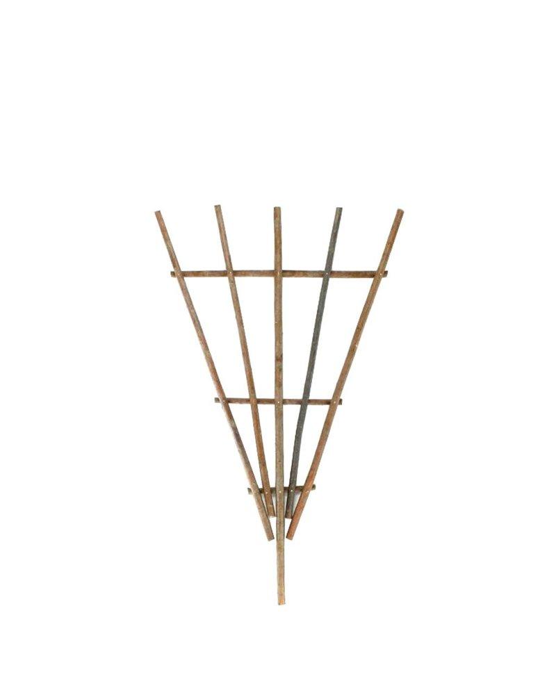 HomArt Staked Twig Trellis - Med - Natural