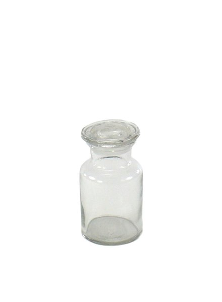 HomArt Pharmacy Jar with Stopper - Extra Sm - Clear