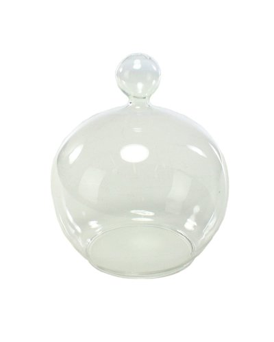 HomArt Glass Sphere Dome - Sm - Clear