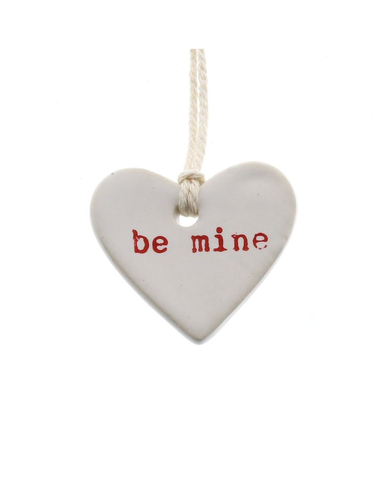 HomArt Ceramic Tag - Be Mine