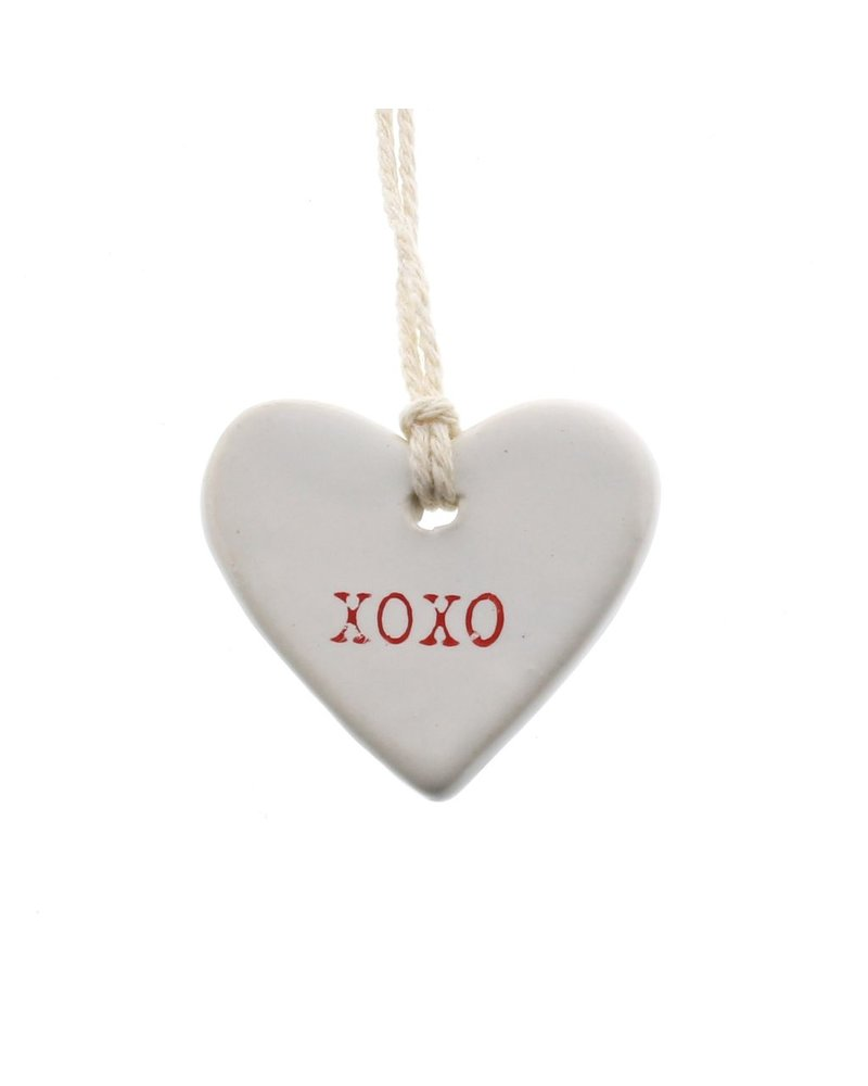 HomArt Ceramic Tag - XOXO