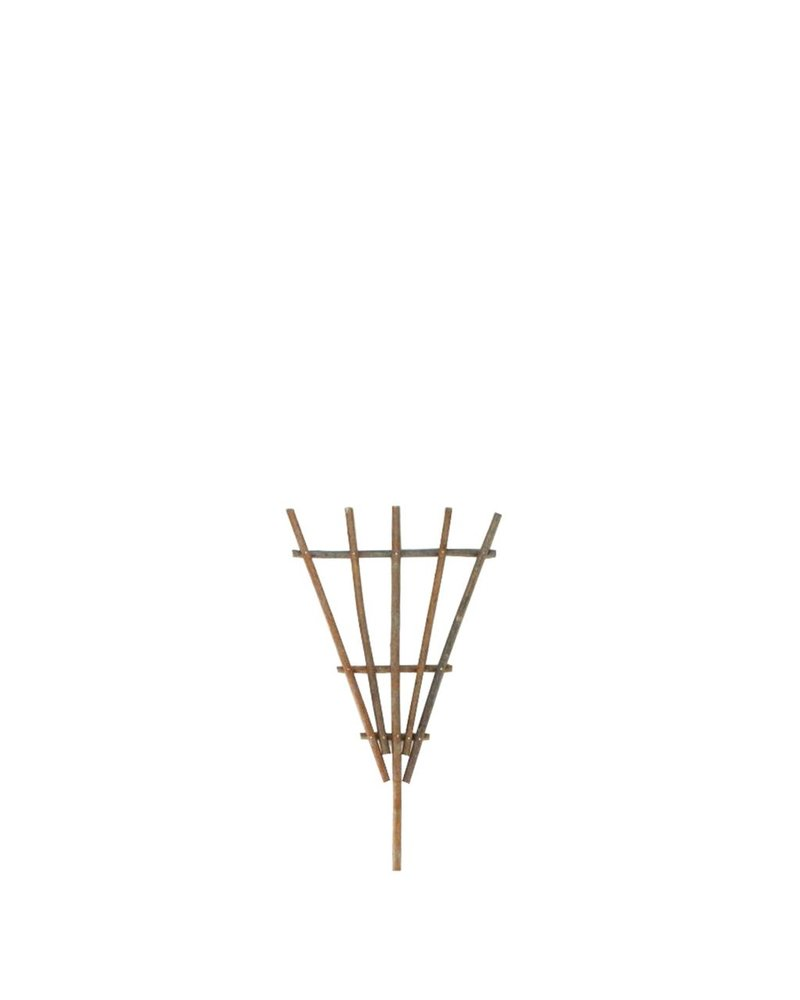 HomArt Staked Twig Trellis - Sm - Natural