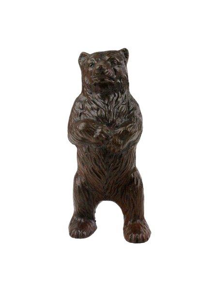 HomArt Bear - Cast Iron - Rust