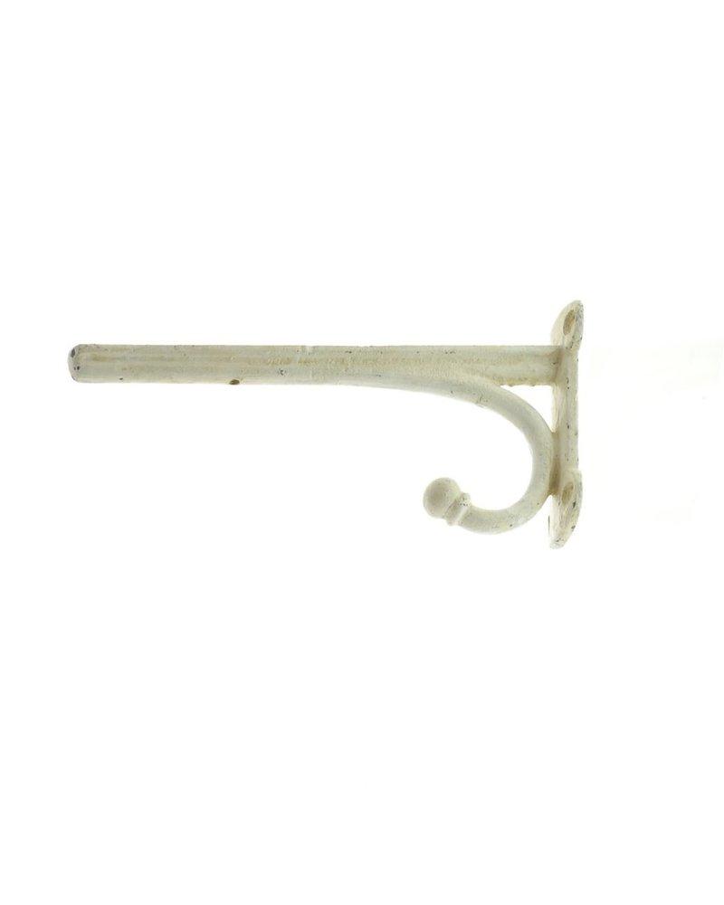 HomArt Sullivan Iron Bracket - White