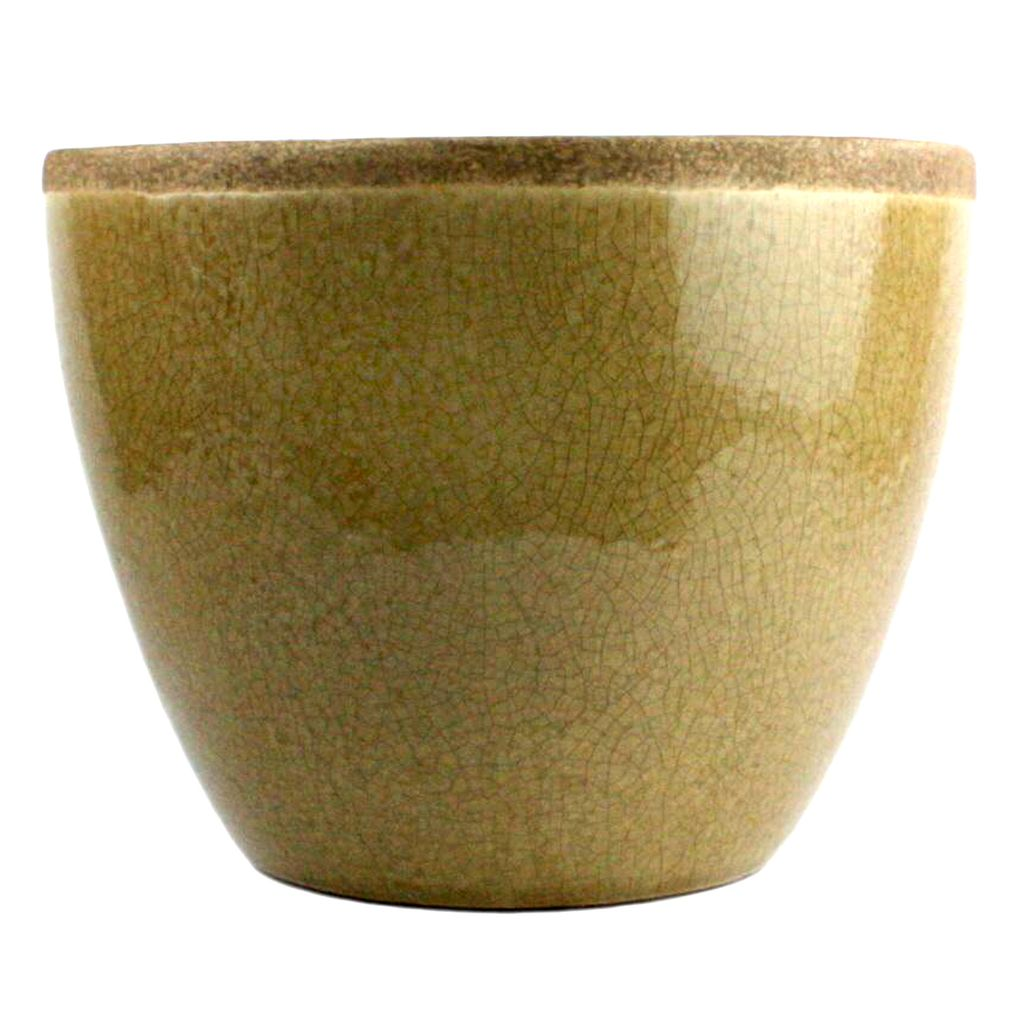 HomArt Mulberry Ceramic Bowl - Sm - Yellow