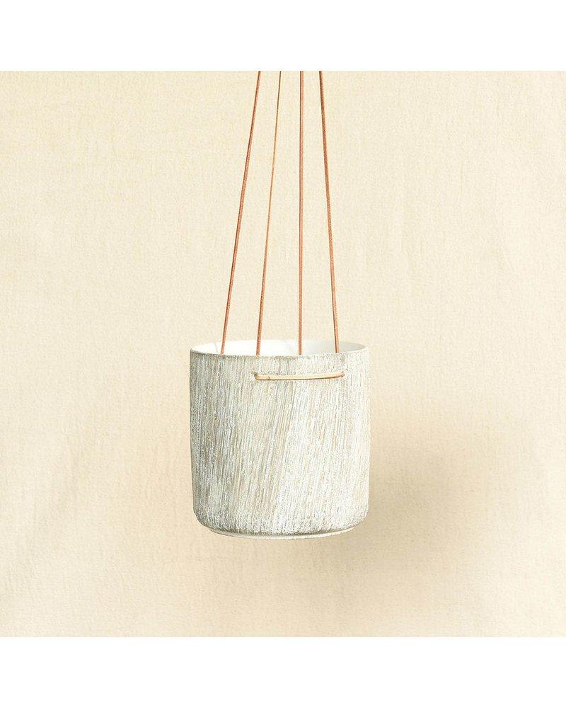 HomArt Amal Ceramic Hanging Vase - Lrg