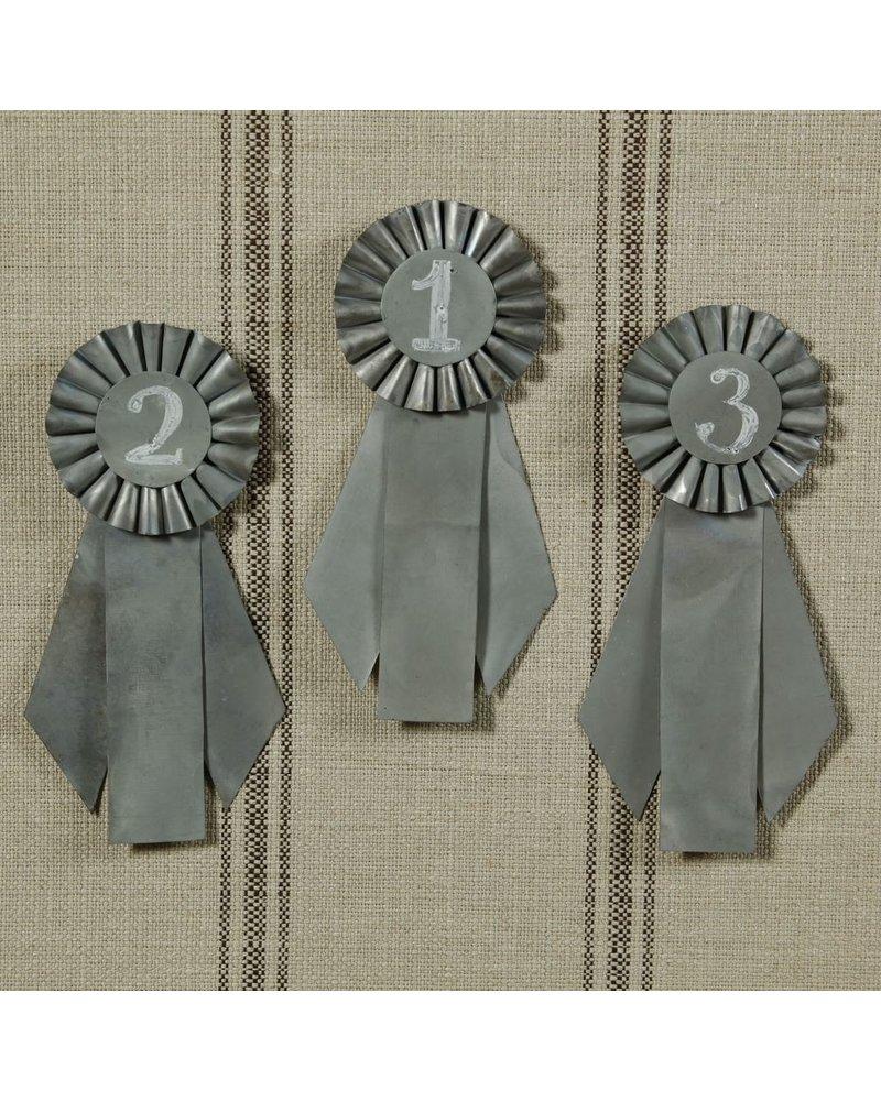 HomArt Zinc Prize Ribbon - Zinc