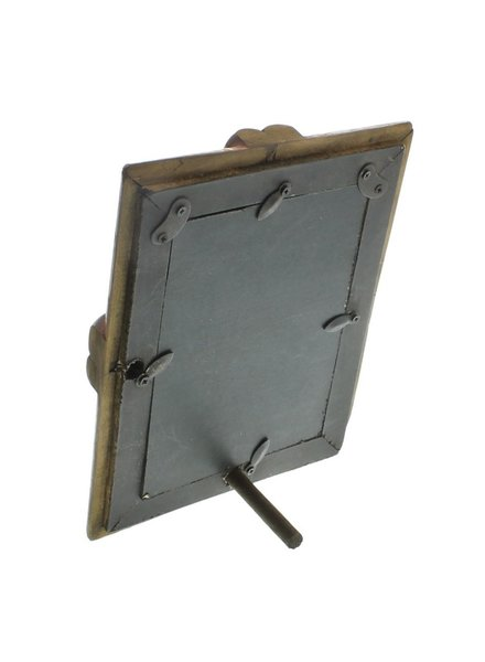 HomArt Piper Wood Spool Picture Frame 5x7