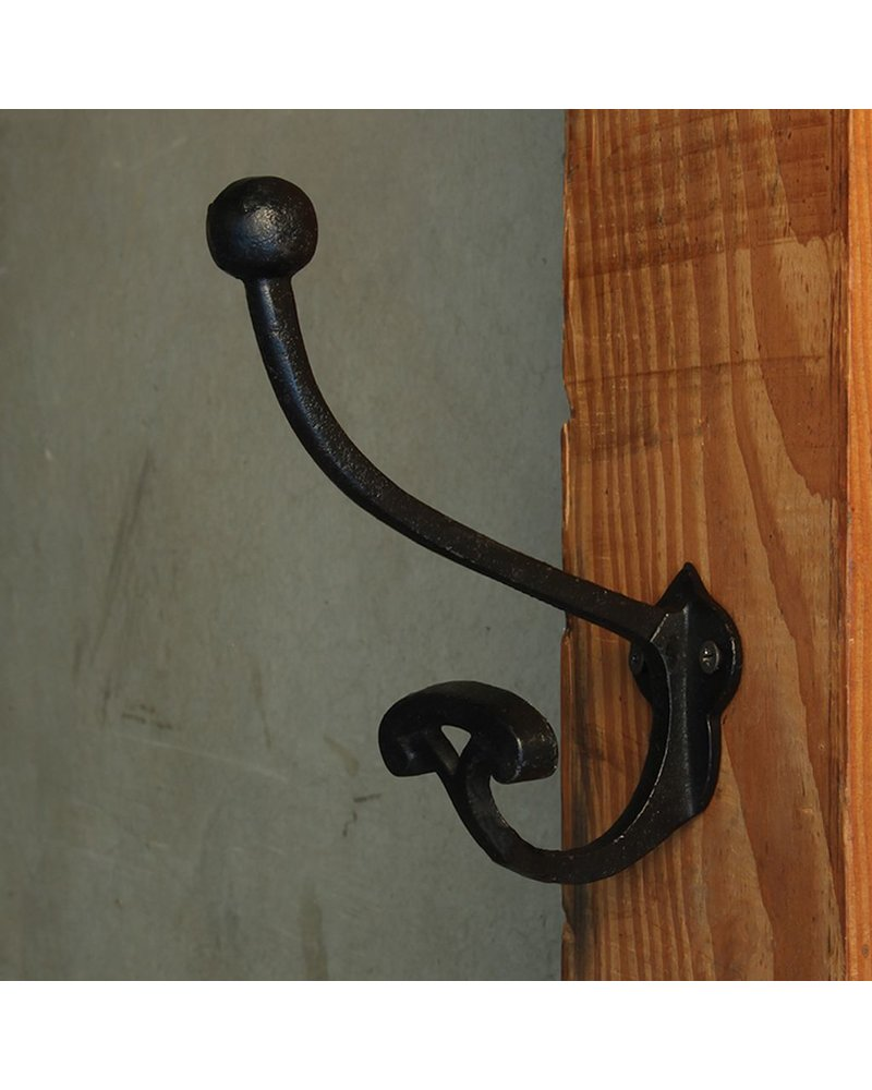 HomArt Stable Wall Hook - Black