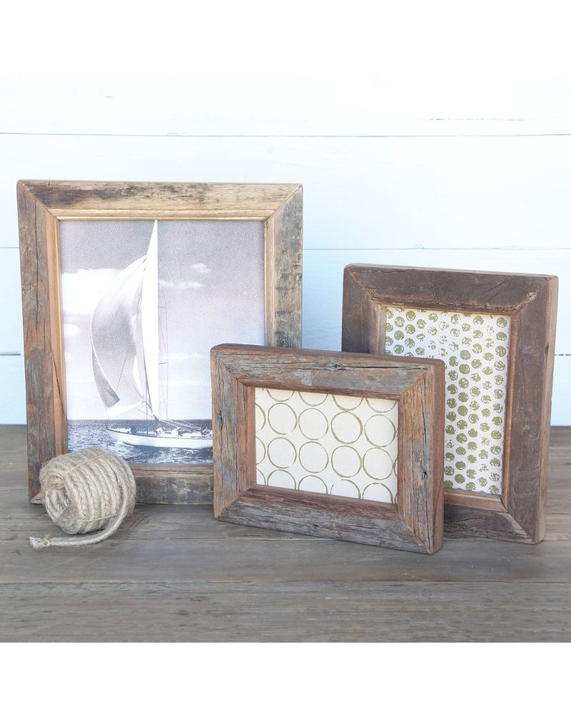 HomArt Reclaimed Wood Picture Frame 8x10