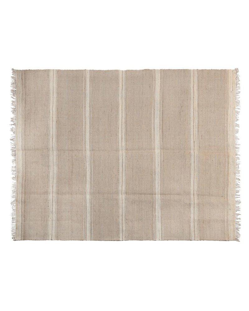 HomArt Tacoma Cotton & Hemp Rug, 8x10 - Tacoma