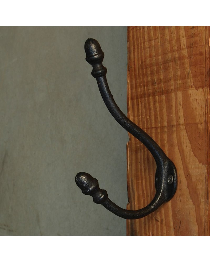 HomArt Bistro Wall Hook - Black