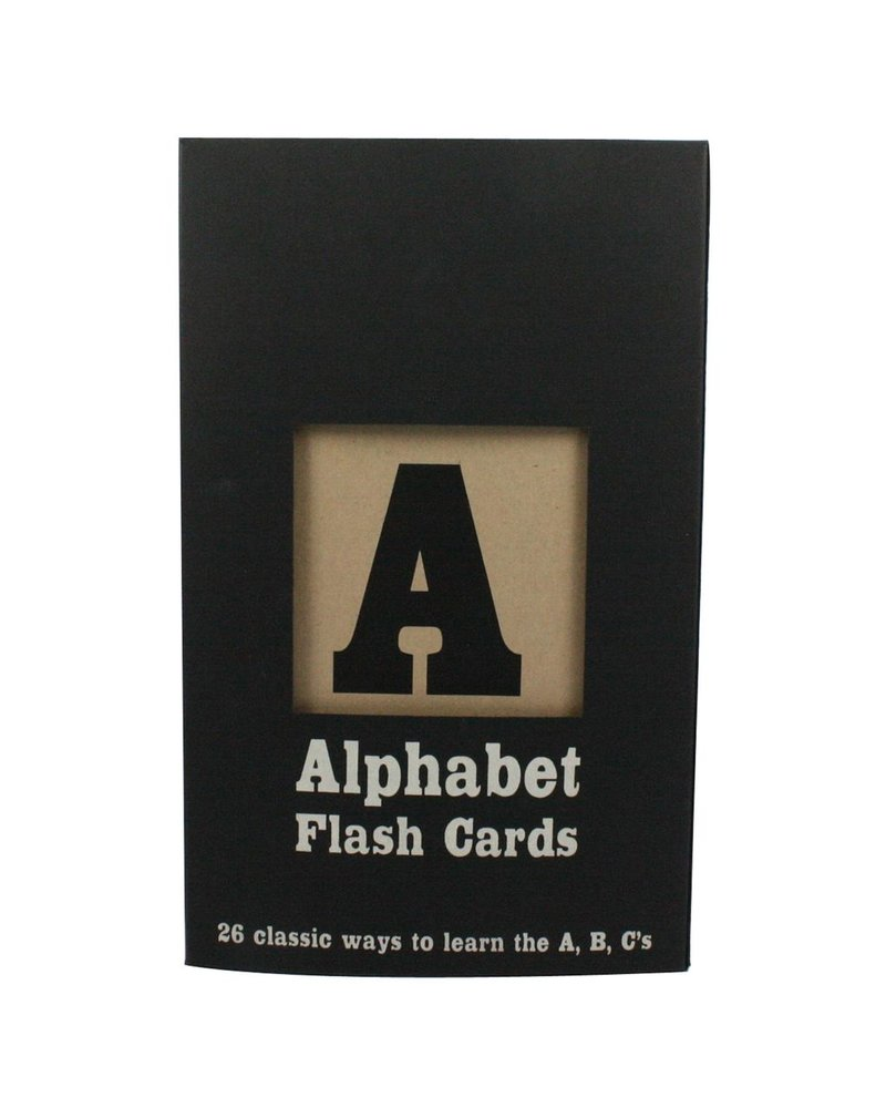 HomArt Alphabet Flashcards