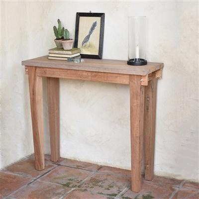 HomArt Braden Wood Console Table