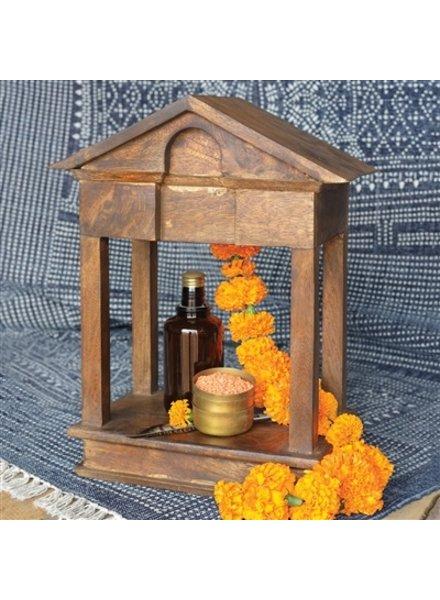 HomArt Chimayo Wood Shrine