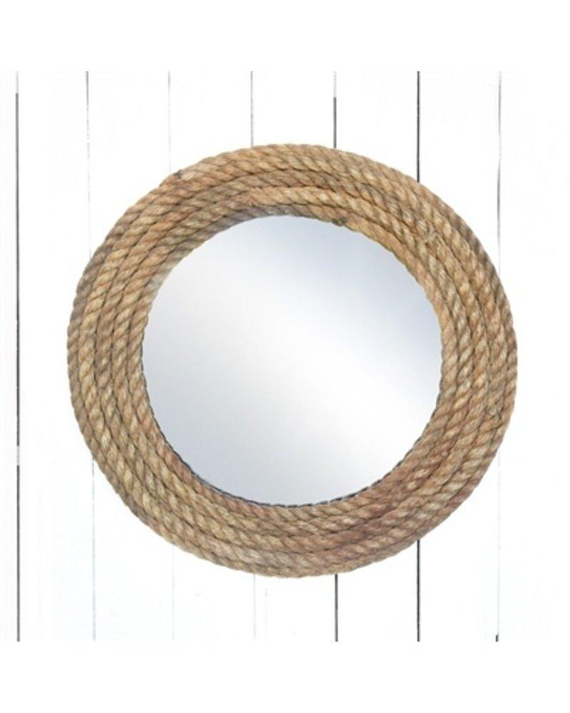 HomArt Bridgeport Rope Mirror - Round