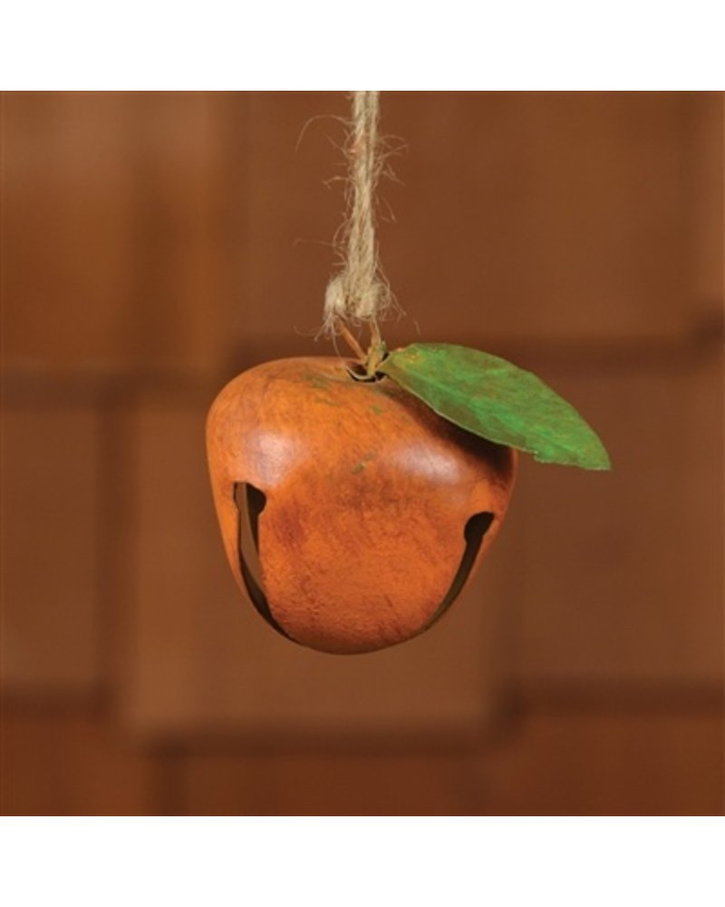 HomArt Orange Bell Ornament