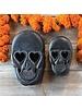 HomArt Wood Skull - Lrg