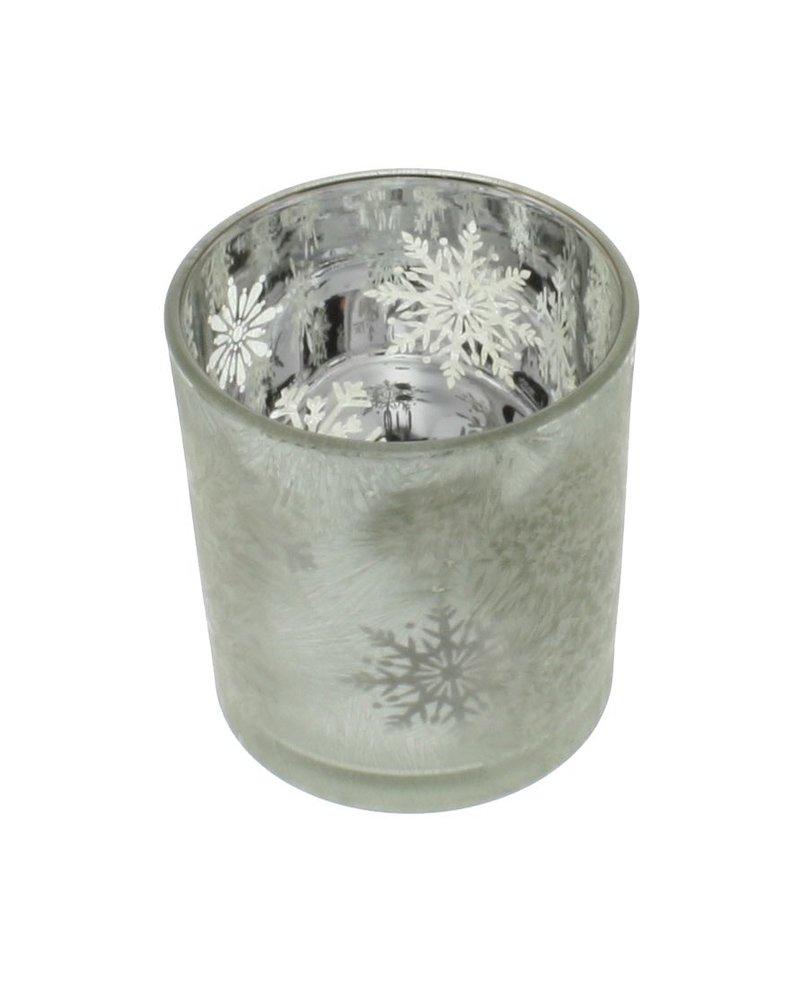 HomArt Jack Frost Hurricane - Sm - Snowflakes
