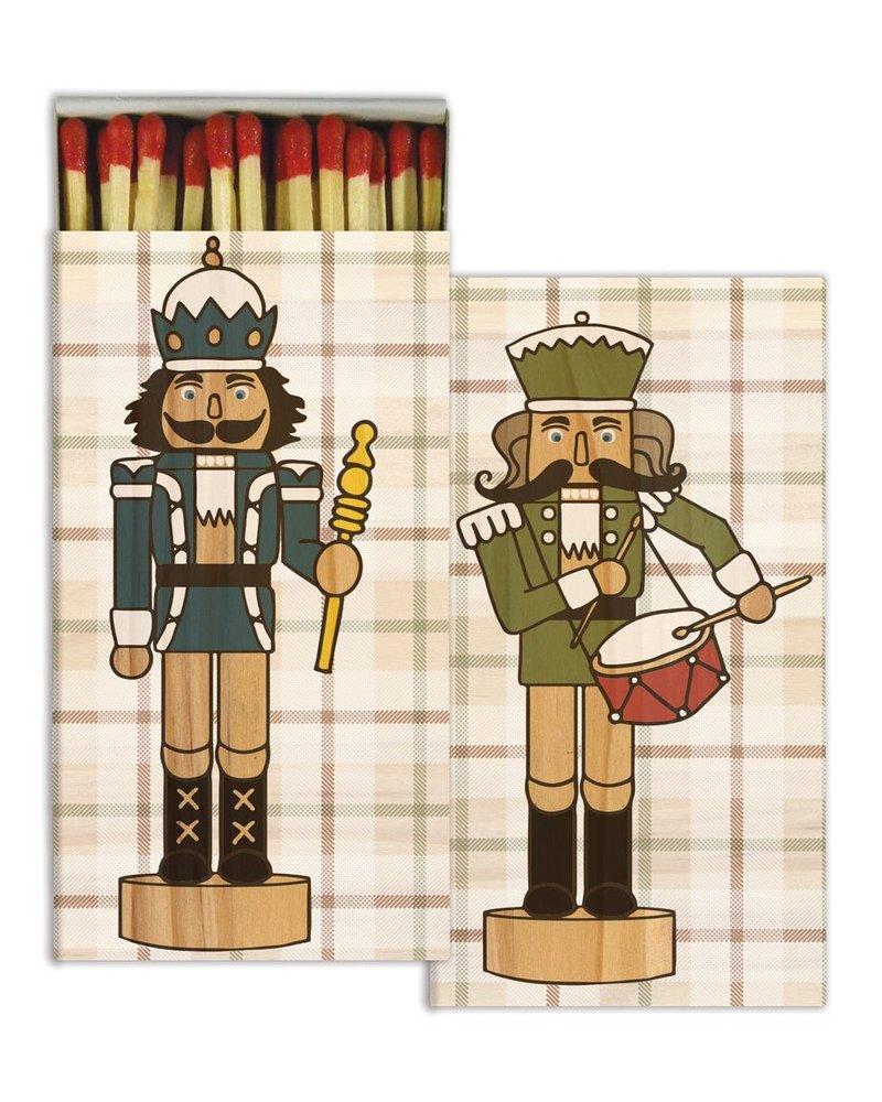 HomArt Nutcrackers HomArt Matches - Set of 3 Boxes