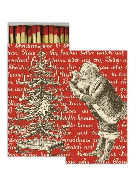 HomArt Christmas Carols HomArt Matches - Set of 3 Boxes