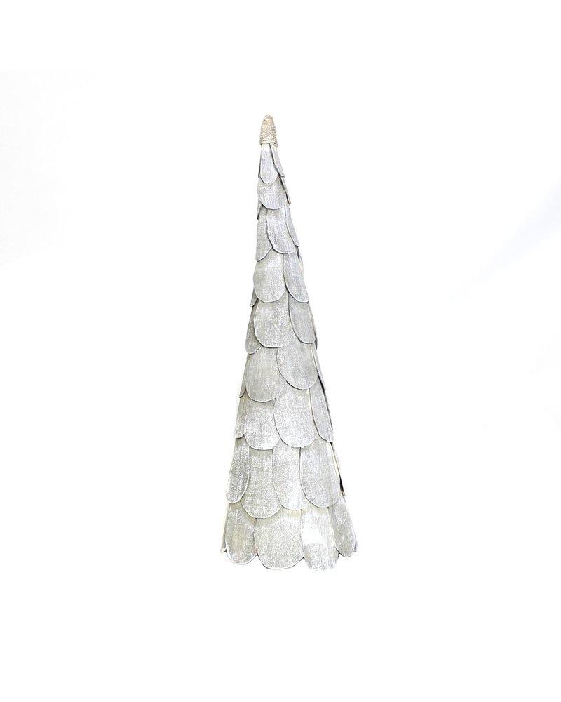 HomArt Frosty Shingle Tree - Lrg