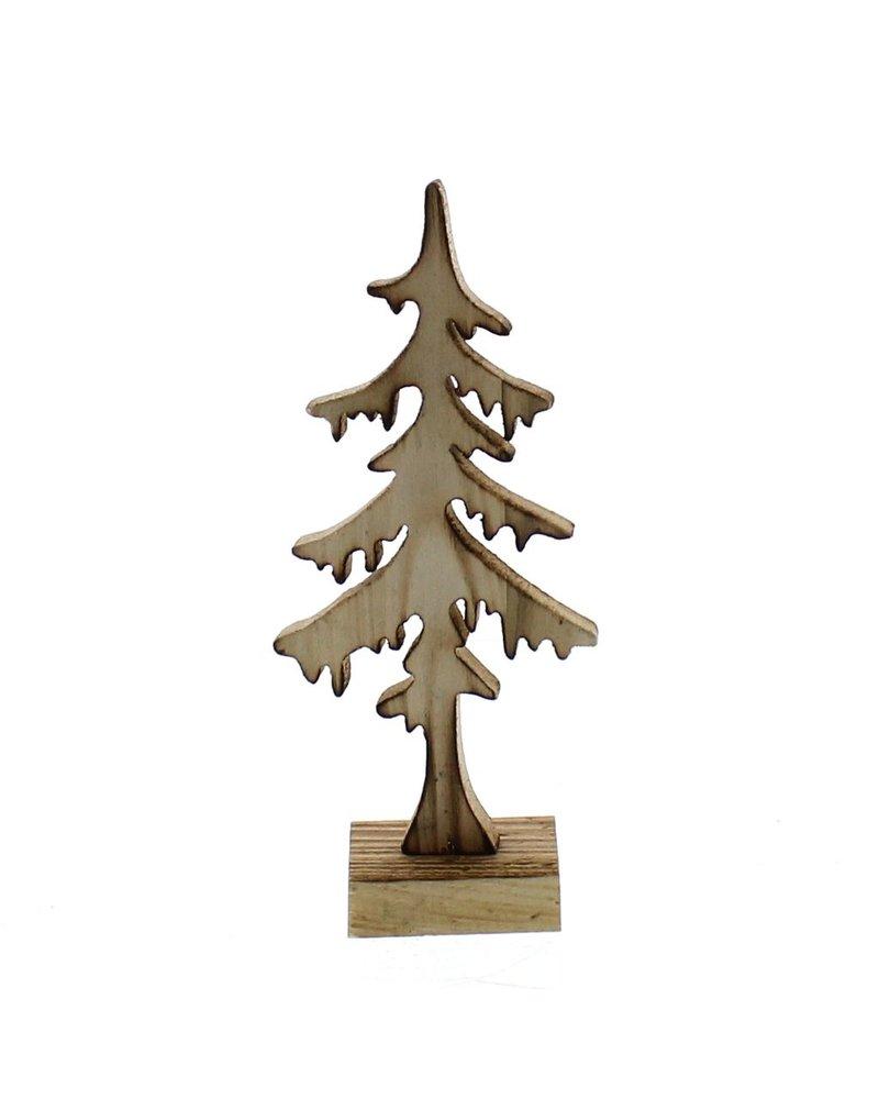 HomArt Silhouette Wood Tree - Sm
